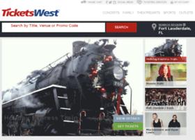 ticketswest.rdln.com