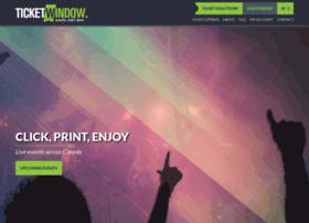 ticketwindow.biz