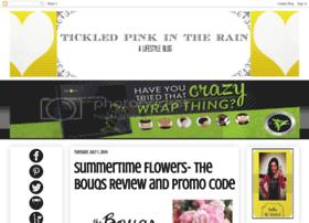 tickledpinkintherain.blogspot.com