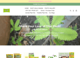 ticklemeplant.com