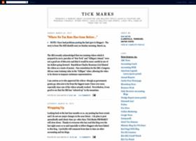 tickmarks.blogspot.com