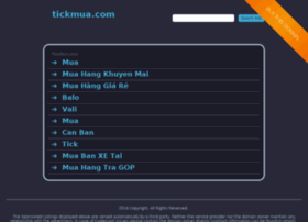 tickmua.com