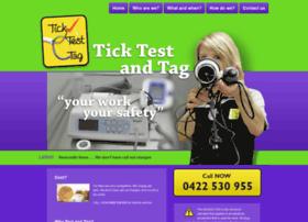 ticktesttag.com.au