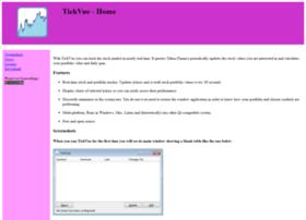 tickvue.sourceforge.net