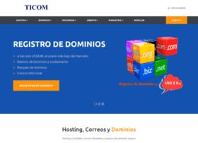 ticomhost.com