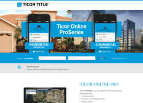 ticoronlinepro.com