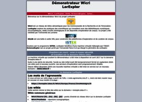 ticri.univ-lorraine.fr