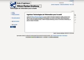 ticsante.u-strasbg.fr