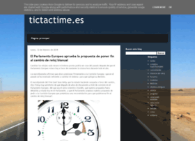 tictactime.es