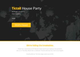tictail.splashthat.com