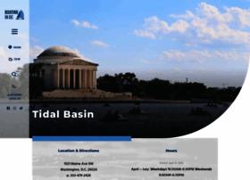 tidalbasinpaddleboats.com