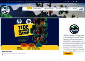 tidebelize.org