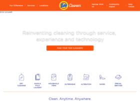 tidedrycleaners.com