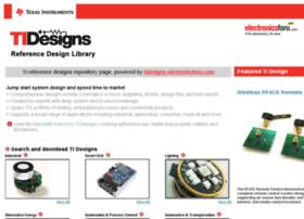tidesigns.electronicsforu.com