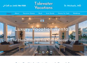 tidewatervacations.com
