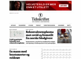 tidsskriftet.no