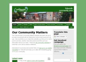 tidworth.ourcommunitymatters.org.uk