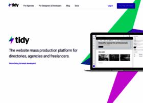 tidycms.com