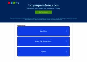 tidysuperstore.com