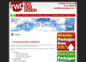 tidywebdesign.co.uk