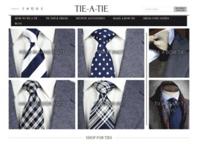 tie-a-tie.net