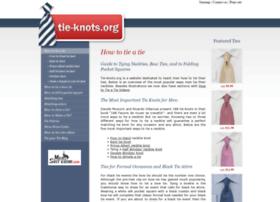 tie-knots.org