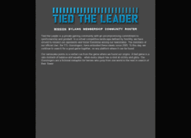 tiedtheleader.com