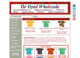 tiedyedwholesale.com