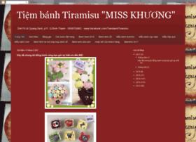 tiembanhtiramisu.blogspot.com