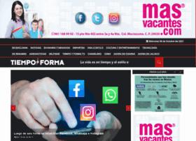 tiempoyforma.com