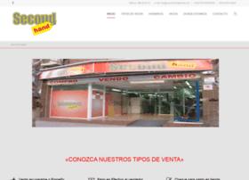 tiendadesegundamanoalicante.com