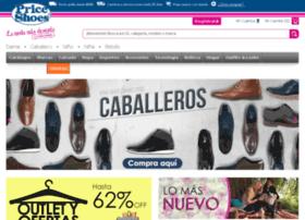 tiendaenlinea.priceshoes.com