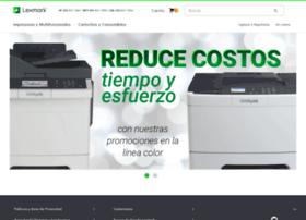 tiendalexmark.com