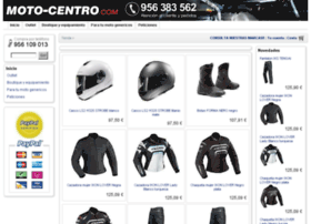tiendamotocentro.com