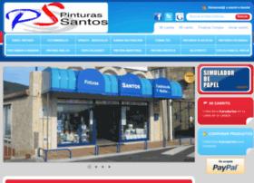 tiendapinturassantos.com