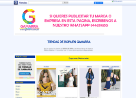tiendas.gamarra.com.pe
