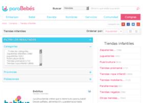 tiendas.parabebes.com