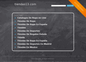 tiendas13.com
