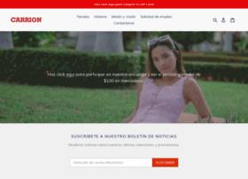 tiendascarrion.com