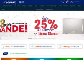 tiendascontino.com.mx