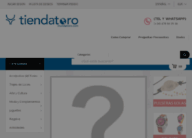 tiendatoro.com