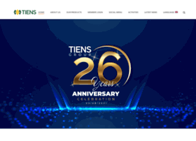 tiens.net.my