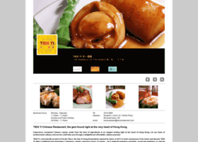 tienyirestaurant.com