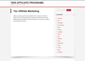 tieraffiliateprograms.net