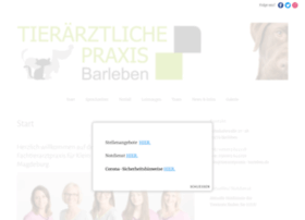 tierarztpraxis-barleben.de