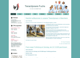 tierarztpraxis-fuchs.de