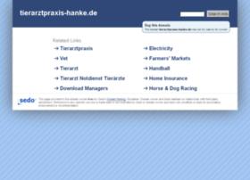 tierarztpraxis-hanke.de