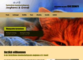 tierarztpraxis-junghanns.de