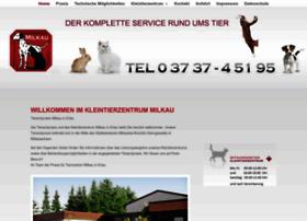 tierarztpraxis-milkau.de