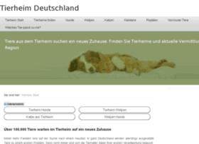 tierheim-deutschland.de